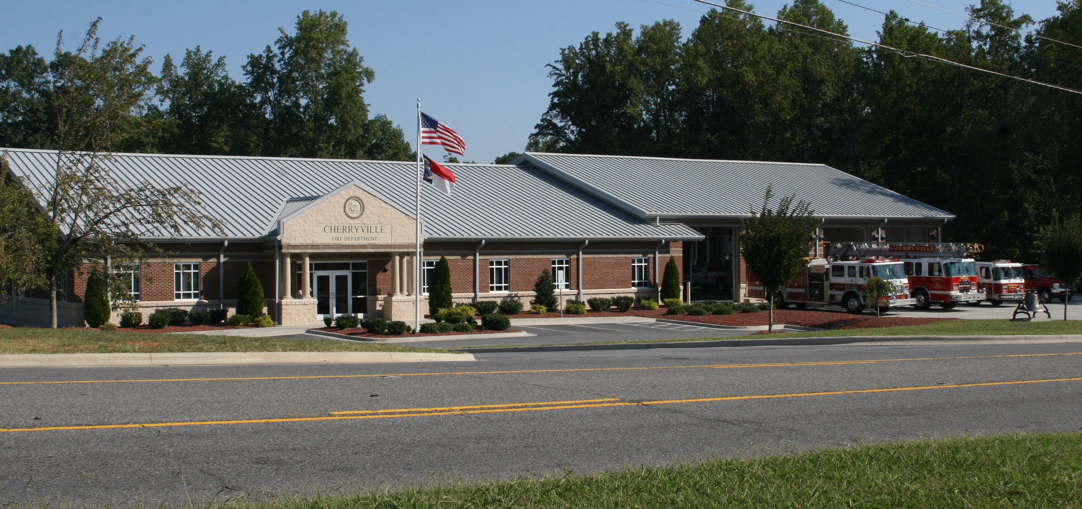 Cherryville Fire Department