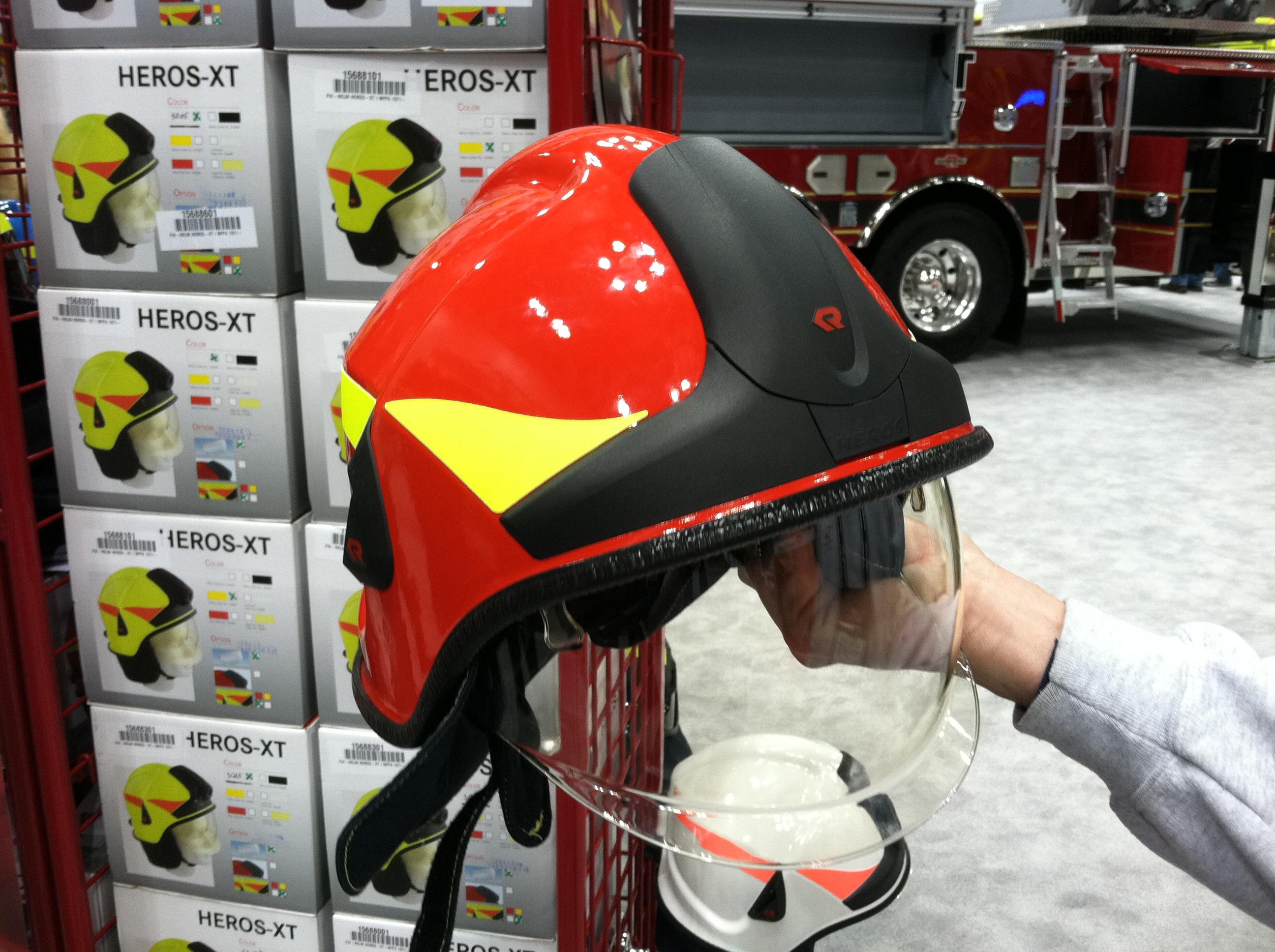 Rosenbauer Hero-XT Helmet