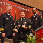 2018 Firefighter of the Year and Medal of Valor Award Recipients